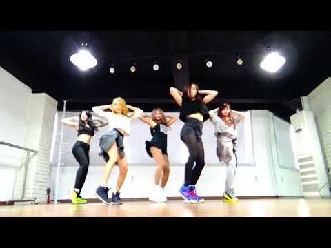 """4MINUTE - """"Whatcha Doin' Today"""" Dance Cover by Barbie Girls"""