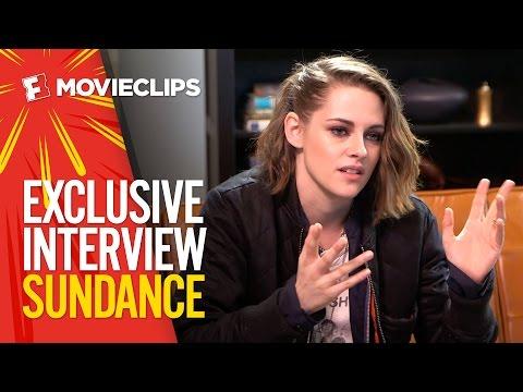 Kristen Stewart 'Certain Women' Sundance Interview (2016) Variety