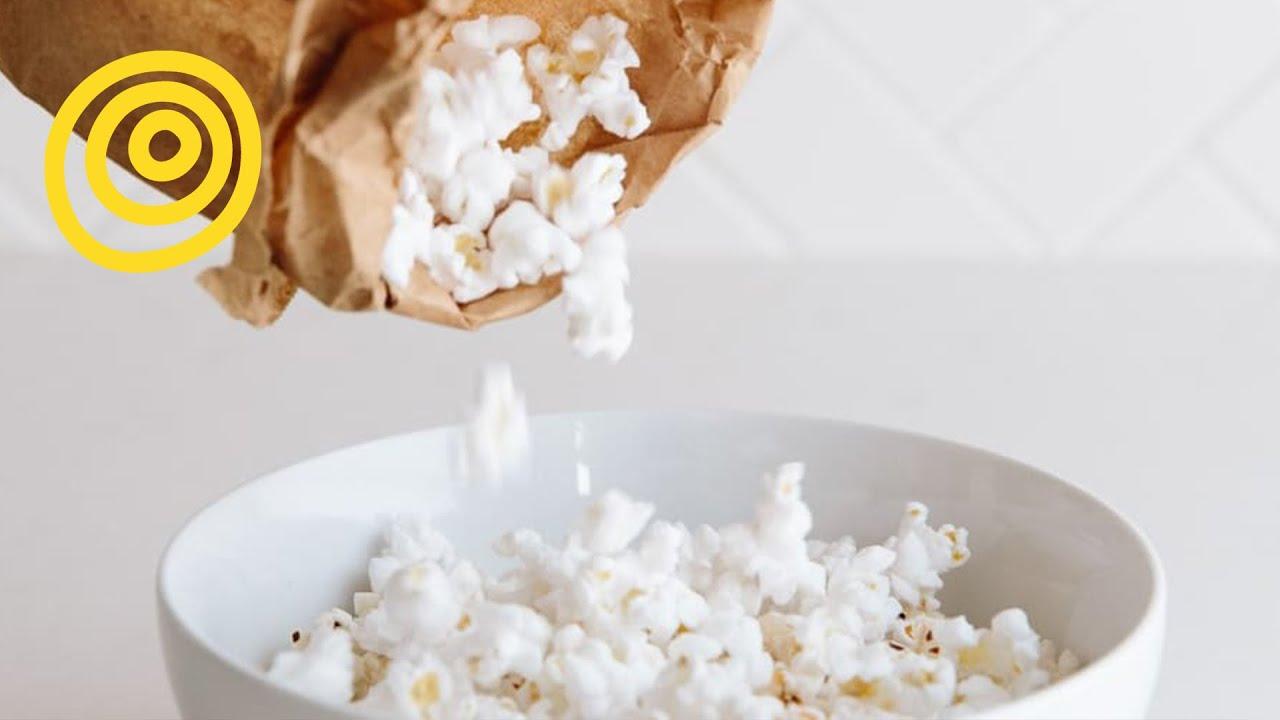 Plain Microwave Popcorn How to Make Microwave Popcorn