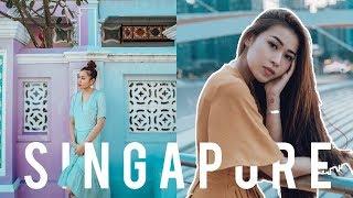 vlog: Newynn In Singapore 🇸🇬 DU LỊCH SINGAPORE CÙNG NGUYÊN