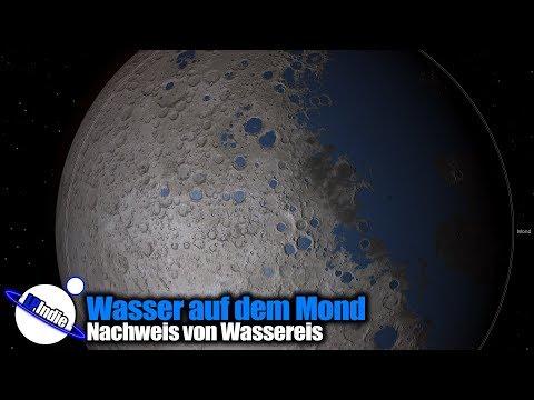 Wasser auf dem Mond nachgewiesen