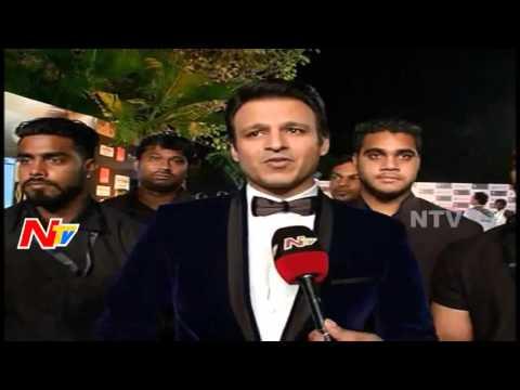 Vivek Oberoi Calls Pawan Kalyan As Pawan Anna - IIFA Awards 2016 -  Hyderabad - NTV Exclusive