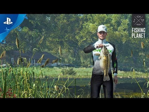 Fishing Planet - Official Trailer | PS4
