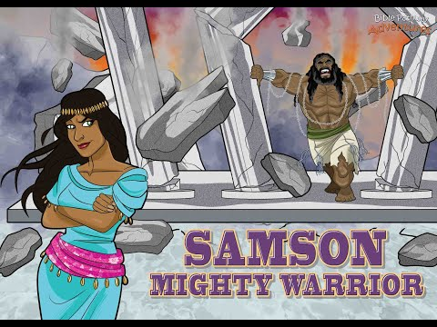 Samson | Mighty Warrior