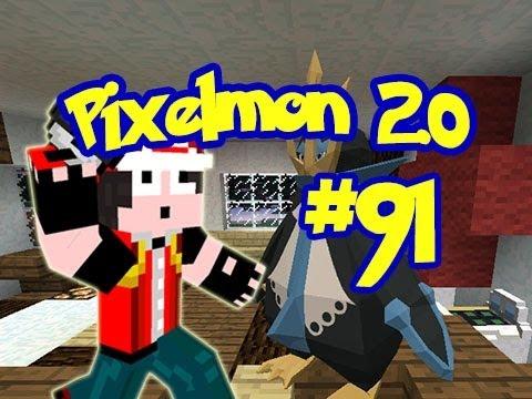 Minecraft: Pixelmon 2.0 - Episode 91 - EMPOLEON (Pokemon Mod)