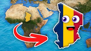 Chad Geography/Chad Country Regional Geography