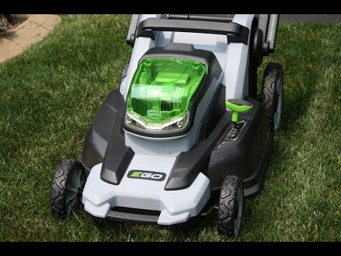 EGO Lawn Mower Review