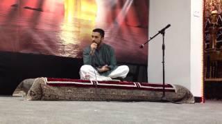 tere khayal ko nisbat howe Madinay say By Salman Hussain Razvi @ Dar-e-Hussain