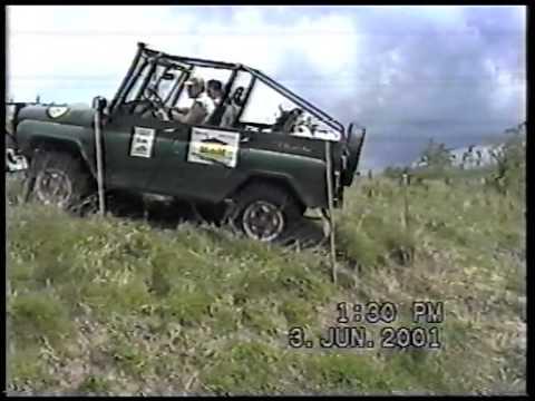UAZ 469 B trial, УАЗ дуэль