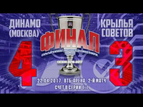 Динамо- КС 4:3 (голы) юниорка