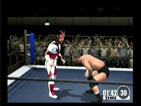 All Star Pro Wrestling 2 Takaiwa vs Liger