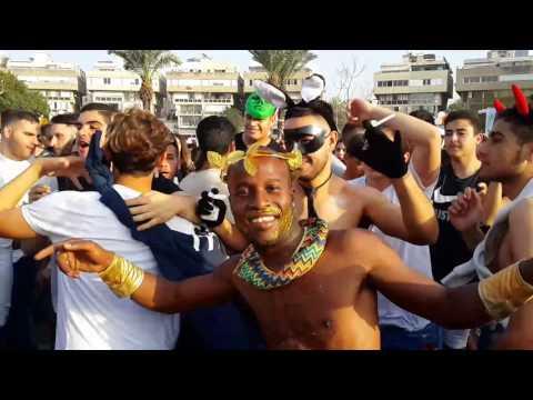 Пурим  Тель Авив /   פורים / Purim party
