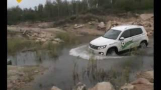 VW Tiguan 2011 тест-драйв (autoliga.tv)