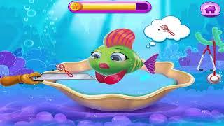 Transformed Into A Small Mermaid To Visit The Aquarium  # 350