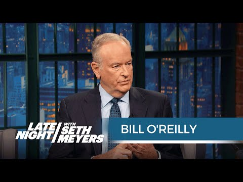"Bill O'Reilly on Gretchen Carlson's Lawsuit: ""I Stand Behind Roger 100%"""