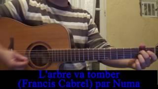 Watch Francis Cabrel Larbre Va Tomber video