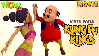 Download Motu Patlu KungFu Kings - Movie - ENGLISH, SPANISH & FRENCH SUBTITLES! 3Gp Mp4