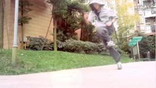 【第五屆曳舞天下參賽影片】Melbourne Shuffle · 鬼步舞 ·【32進12】MASK G調