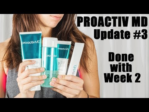 ProactivMD    Update# 3 -Done with Week 2