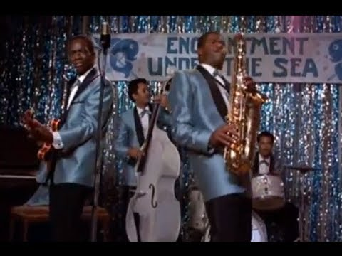 Night Train - Marvin Berry & the Starlighters Track, Back to the Future I&II