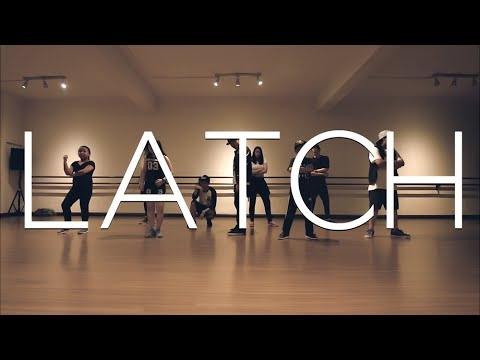 Disclosure - Latch ft. Sam Smith   Choreography by Jason