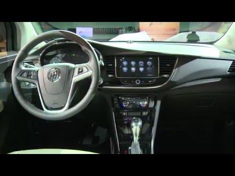 2017 Buick Encore - Interior Design Trailer | AutoMotoTV