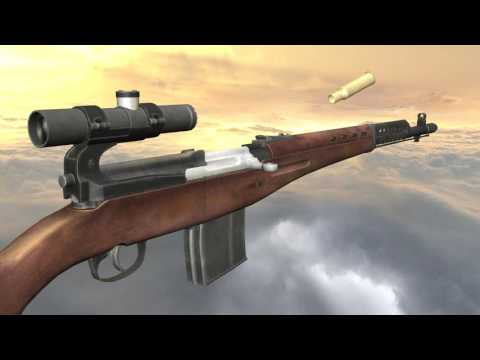 SVT-40 (full disassembly and operation)