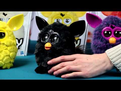 Jego Osobowość Furby / Personality Furby - Kolekcja / Collection - Furby - Hasbro