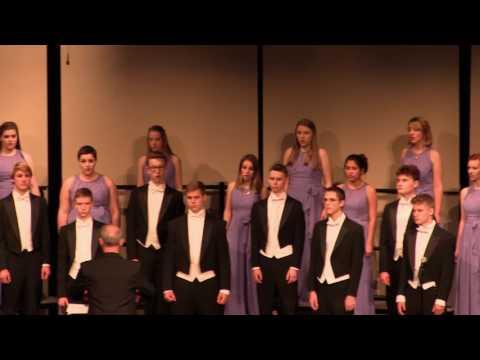 Western Select Choir 1/27/2017