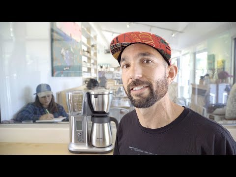 If you're watching this on 9/24/17 go ahead and click subscribe, then head over to the Cat & Cloud Coffee Instagram account for the chance to win this Breville Precision Brewer. If you're watching...