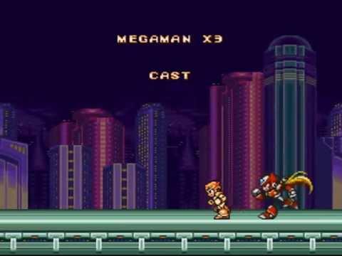 Misc Computer Games - Megaman 7 - Prologue Theme 1
