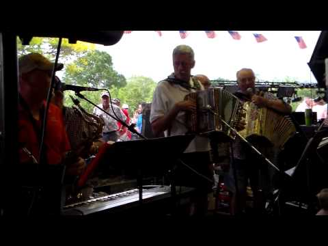 POLKA JAM SESSION - SCHULENBURG, TX. -7-04-2014
