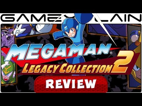 Mega Man Legacy Collection 2 - REVIEW (PS4)