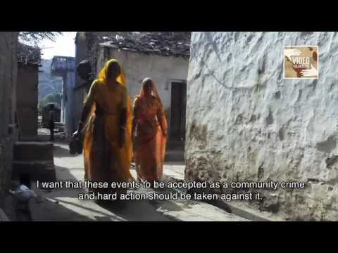 Women Forced To Walk Barefoot: Fear & Loathing In Rajasthan video