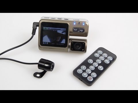 Review: Front & Rear HD Car Dash Cam