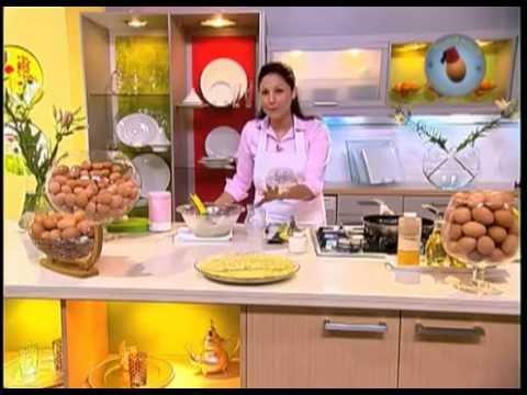 Choumicha & L'Oeuf Marocain (Ep1):  Crêpes farcies aux œufs /شميشة: فطائر المحشوة بالبيض