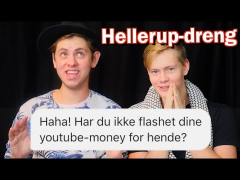 LYRIC PRANK!  | HELLERUP-DRENG
