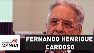 Fernando Henrique Cardoso concede entrevista exclusiva ao Jornal da Manhã - Parte 2