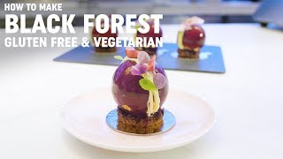 (5.74 MB) Michelin Star, Gluten Free 'Black Forest' Dessert Recipe from Yauatcha Mp3