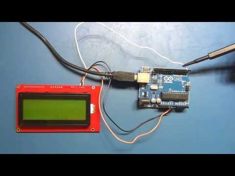 Arduino Tutorial #4 - LCD displays. Libraries and Troubleshooting