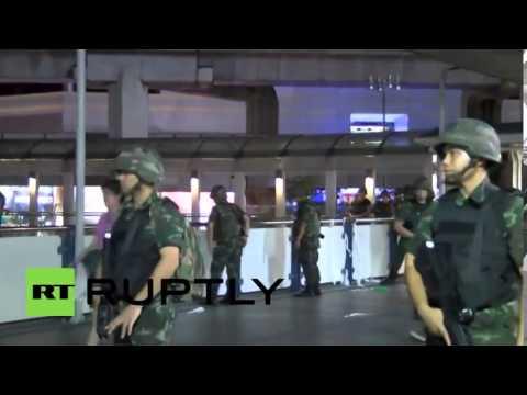 รัฐประหาร Thailand Coup The  effect on Tourism  May 2014