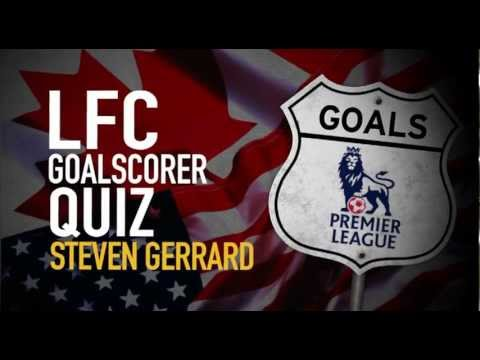 Stevie guesses LFC's top PL scorers