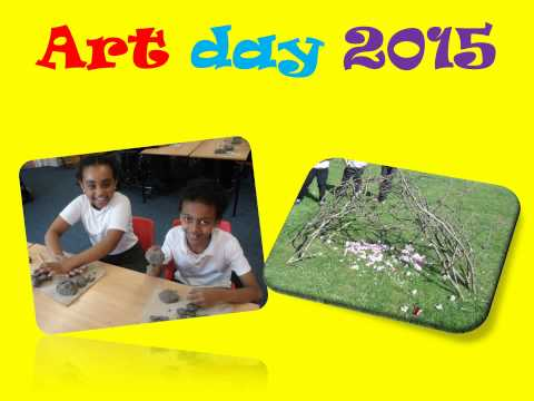 Art Day 2015