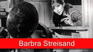 Watch Barbra Streisand If You Were The Only Boy In The World video