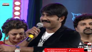 Srikanth Joking On Chiru & Charan - Govindudu Andarivadele Audio Launch Live - Ram Charan