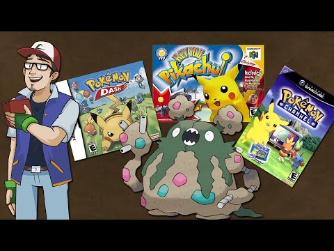 The Worst Pokémon Games video