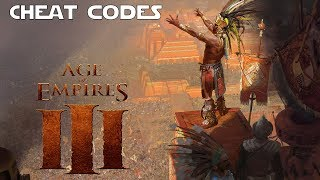 Age of Empires 3 Cheats