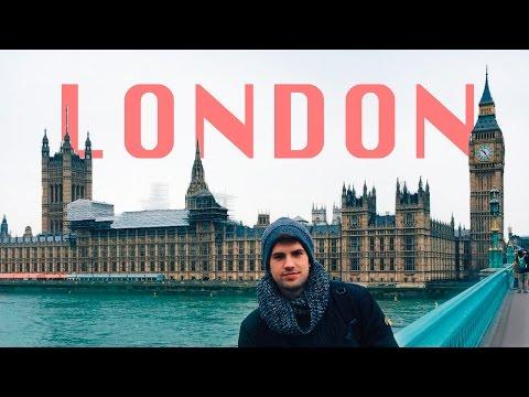 5 DIAS EN LONDRES POR 150?   #JulenWasHere