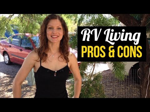 Rv Living Pros And Cons Youtube