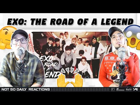 NSD REACT | EXO: THE ROAD OF A LEGEND